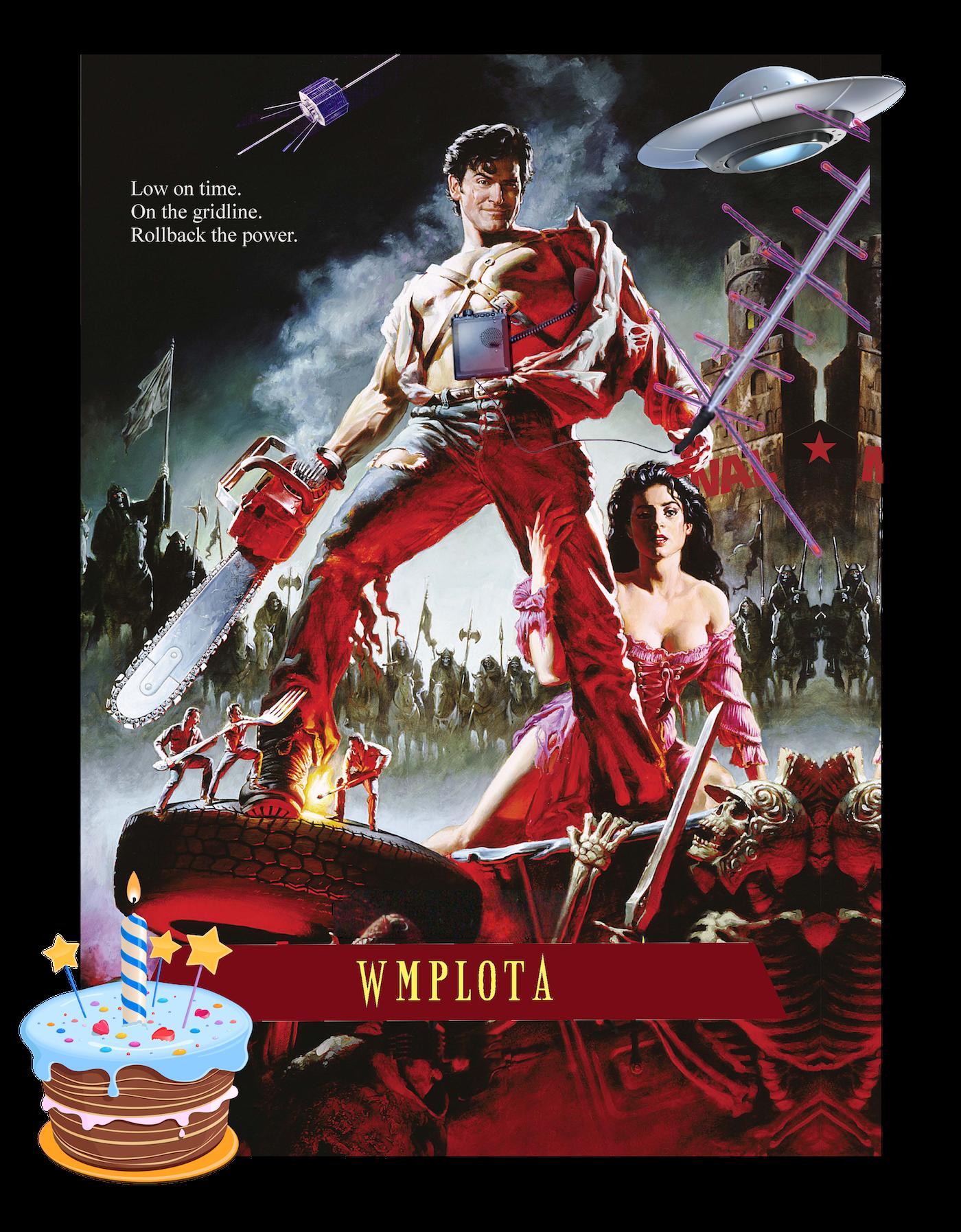 WMPLOTA July Poster